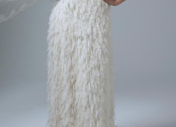 Halfpenny London -Swan Skirt
