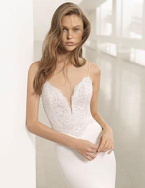 Pravia Dress by Rosa Clara