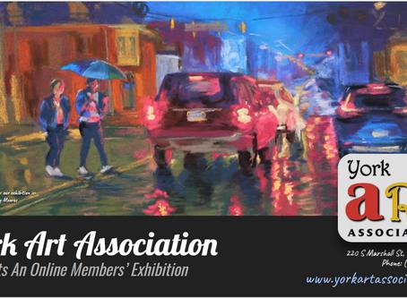 Online Members' Exhibition