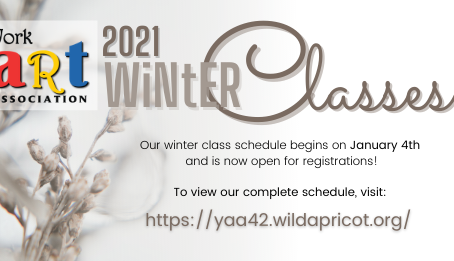 Our Winter Session is Right Around the Corner!