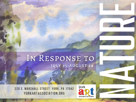 Announcing In Response to Nature Exhibition