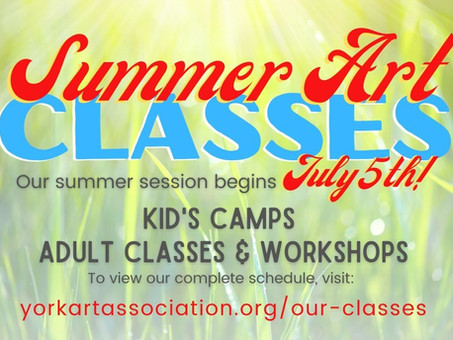 Registration is now OPEN for our Summer Session!