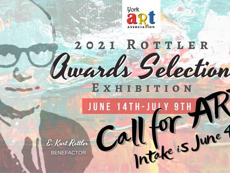 CALL FOR ART!