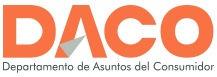 Logo de DACO