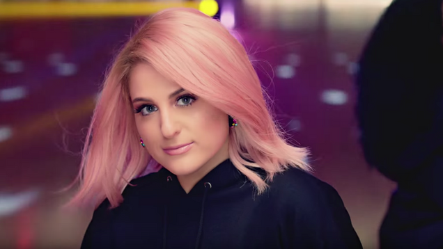"""LET YOU BE RIGHT"" Meghan Trainor"