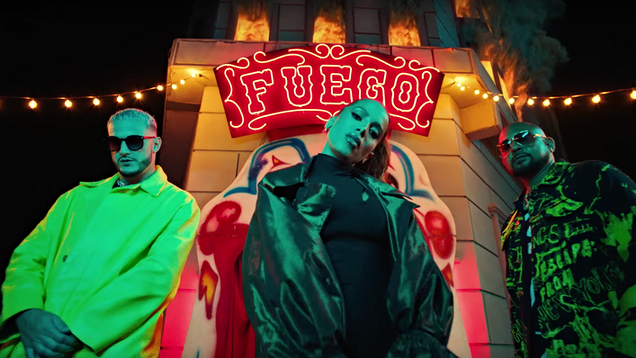 """FUEGO"" DJ Snake ft. Anitta, Sean Paul, Tainy"