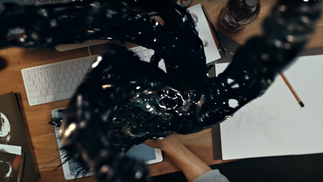 Brisk x Venom - Symoblic Dark Cherry Limeade