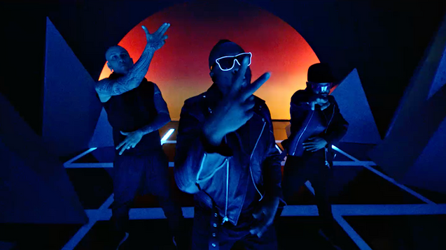 """RITMO""  The Black Eyed Peas ft. J Balvin"