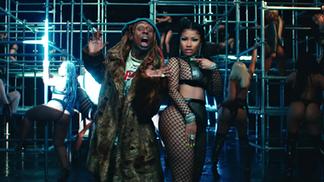 """GOOD FORM"" Nicki Minaj ft. Lil Wayne"