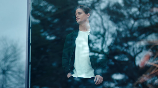 """HAPPY NOW"" Kygo ft. Sandro Cavazza"