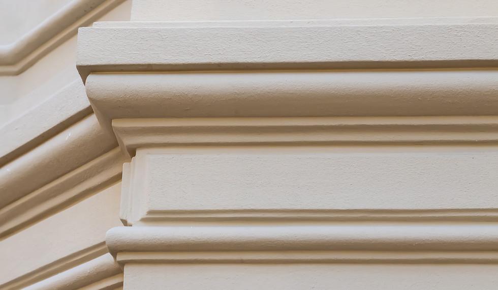 Stucco Molding Exterior