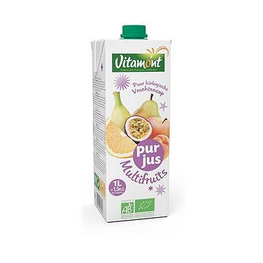 有機マルチフルーツジュース(1Lサイズ)