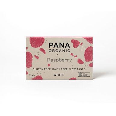 PANA ORGANIC WHITE CHOC ラズベリー パナオーガニック ホワイトチョコ ラズベリー