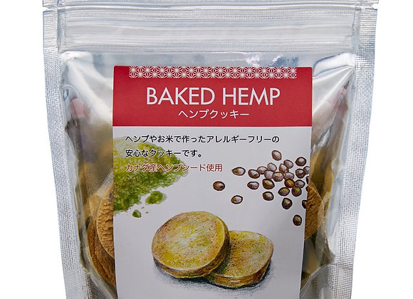 ヘンプキッチン ベイクドヘンプクッキー