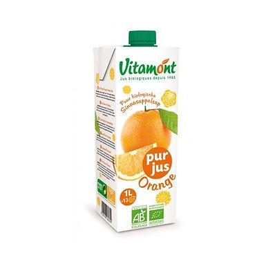 有機オレンジジュース(1Lサイズ)