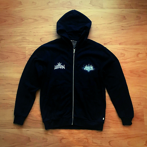 Limited Edition Unisex Classic Zip Up Hoodie