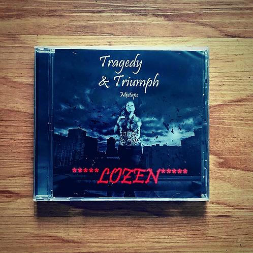 Tragedy & Triumph Mixtape Jewel Case