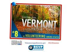 Vermont Volunteer