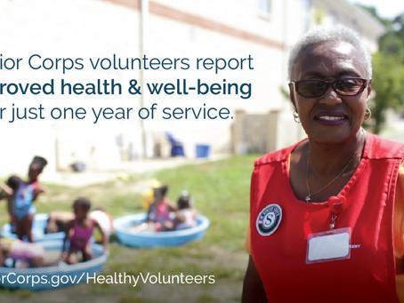 Senior Corps & Health Benefits