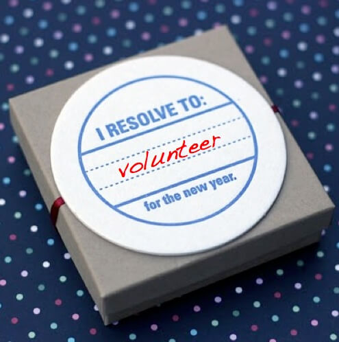 Resolve-to-Volunteer