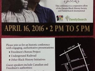Canadian Black History Summit
