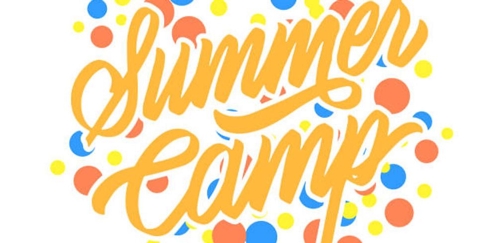 July 2022 Summer Camp Attendance