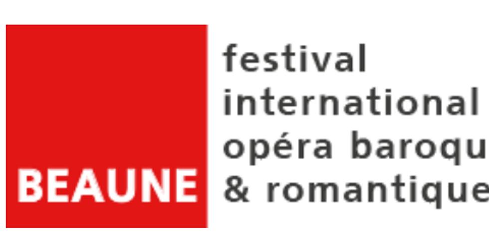 Le retour d'Ulysse dans sa Patrie, Monteverdi / festival de Beaune