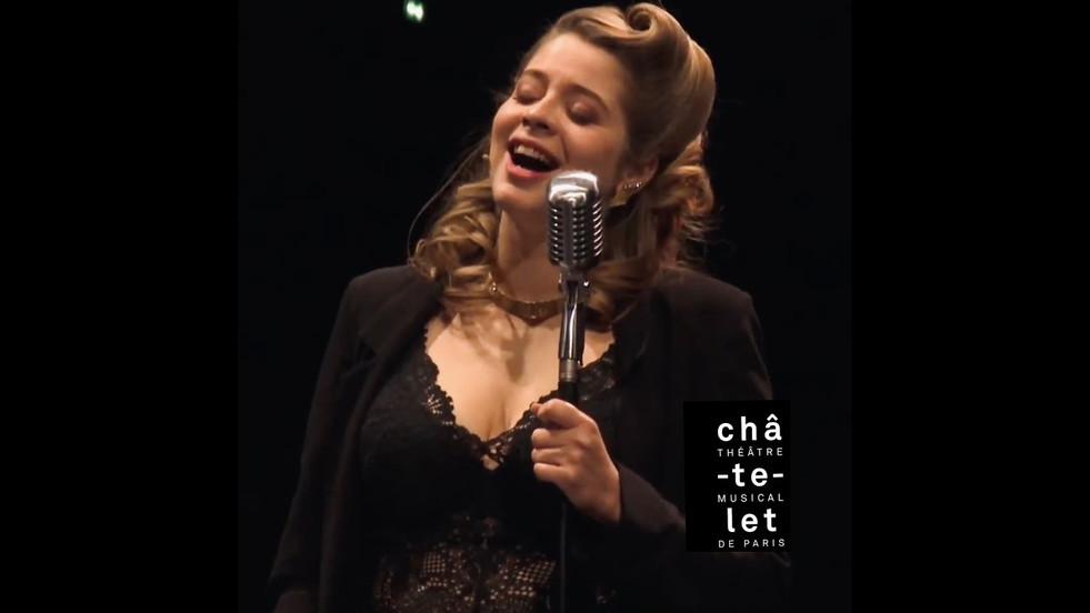 Théâtre du Châtelet -  Réveillon au Frivol's Club