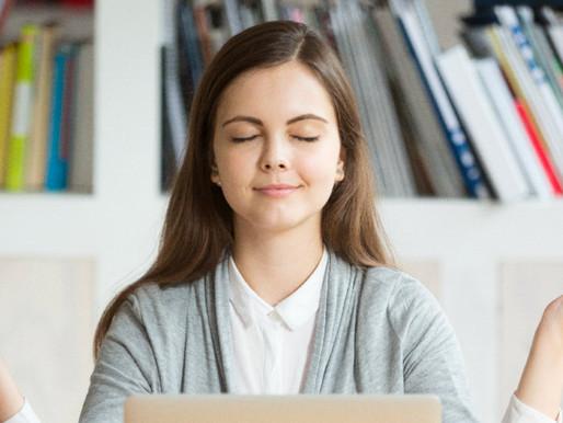 5 estratégias para controlar o estresse das aulas online