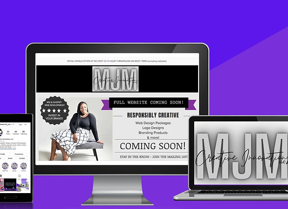 Wix Web Revamp