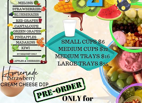 Pricelist/Info Flyer