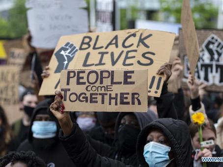 游行结束,但反种族歧视的行动仍在继续,在美亚裔学生有何思考?