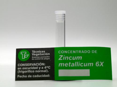 Zincum metallicum 6 X