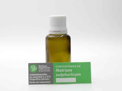 Natrium sulphuricum 50cc