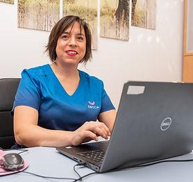 Irene Iglesias dentista