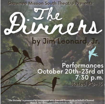 The Diviners! October 20nd-23rd