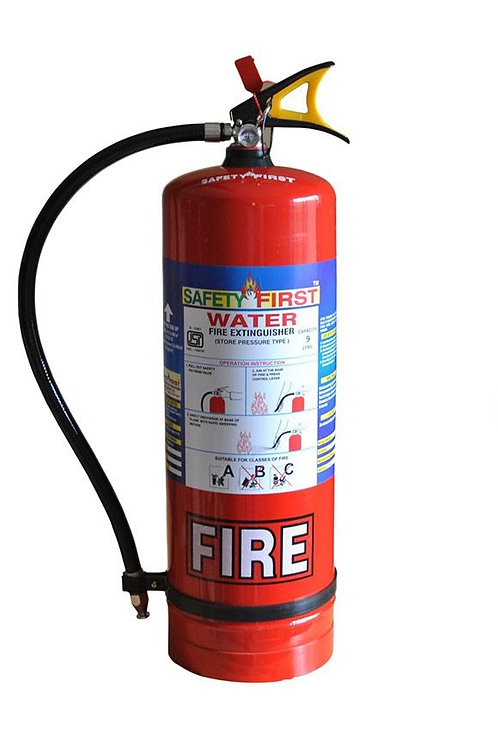 Water Type Fire Extinguisher 9Lts