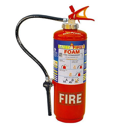 Mechanical foam type fire extinguisher 9Lts