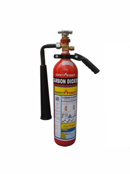 CO2 3.2 kg fire extinguisher