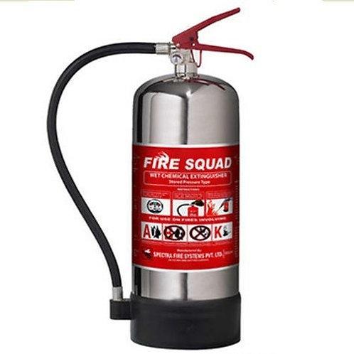 K type fire extinguisher 6 kg