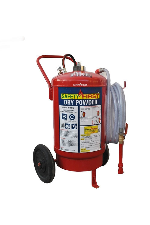 DCP Powder type 50kg fire extinguisher