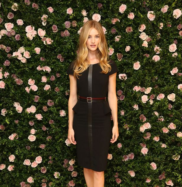 Rosie Huntington-Whiteley launches her n