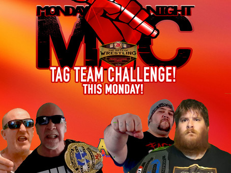 Tag Team Match Announced for MNM!