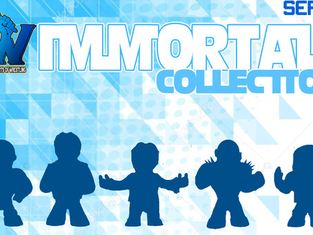 AOW Launching Line Of Action Figures!