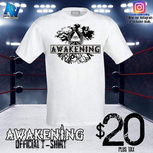 Awakening Official Tee