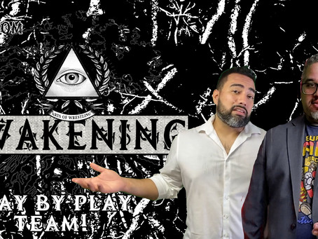 AOW: Awakening Gets Play By Play