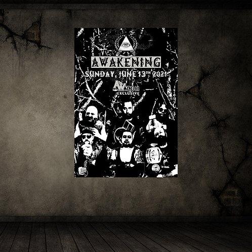 AOW: Awakening Poster