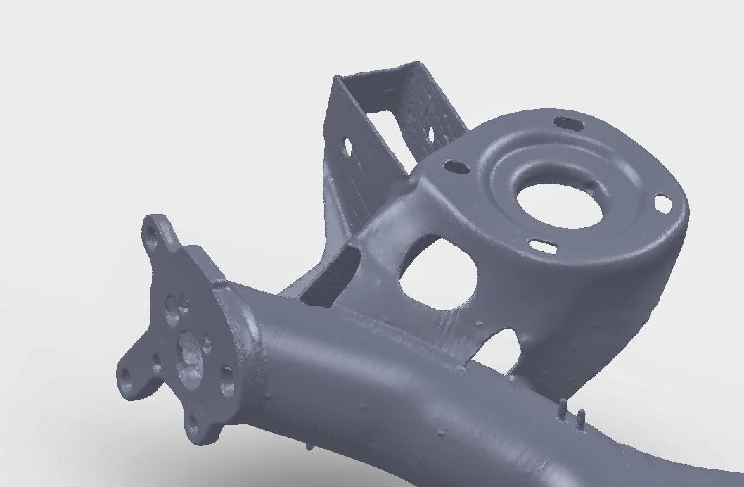 bms design ltd rear fwd torsion beam axl