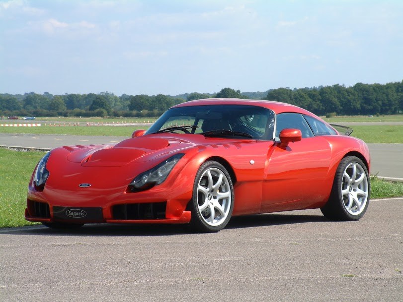 BMS Design Ltd Manchester UK TVR Sagaris