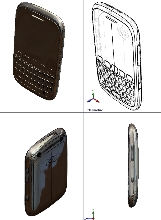 Blackberry Armstrong Phone Reverse Engin